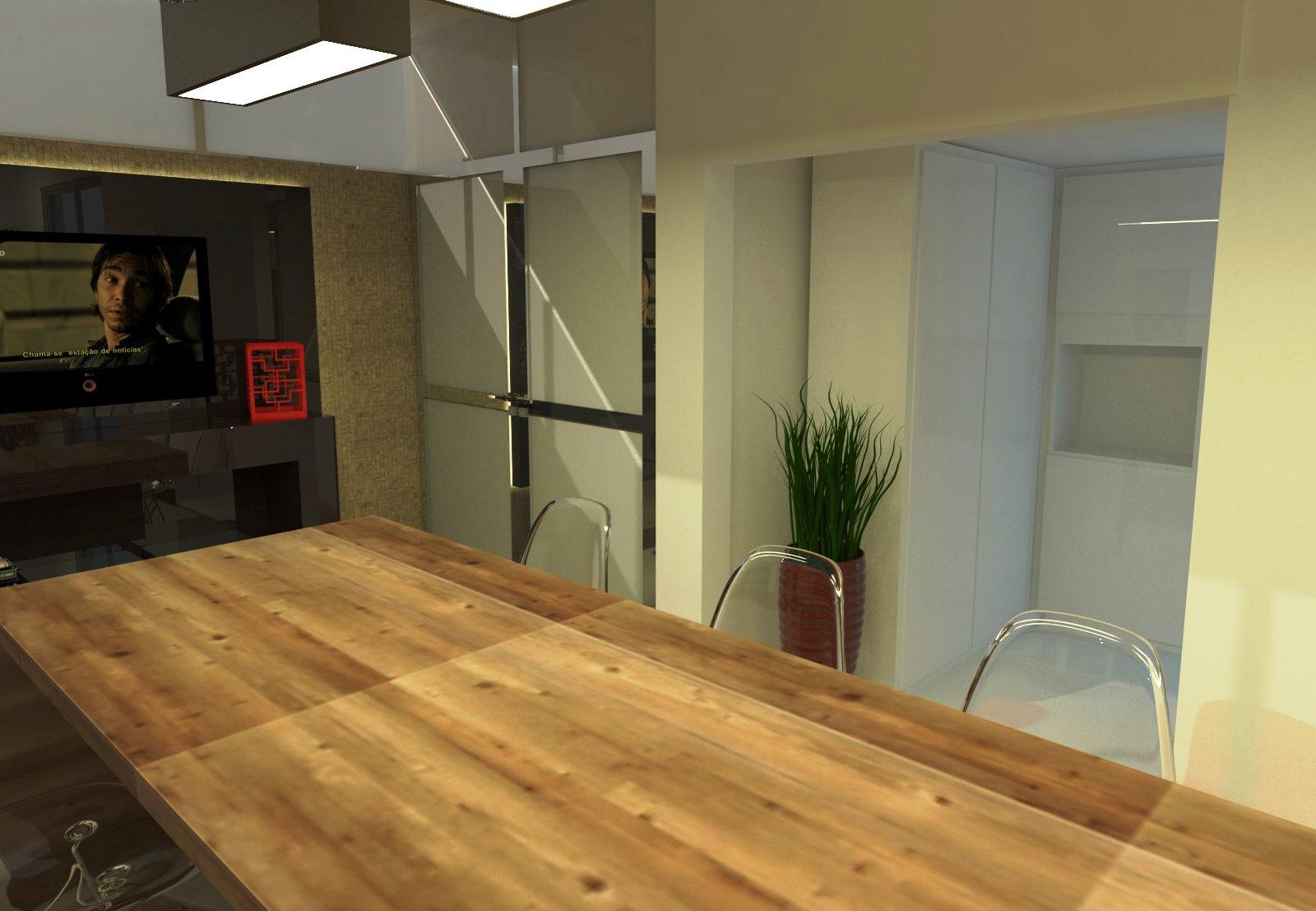 Área Privativa M.P. – Fabiana Frias Designer de Interiores #987133 1600 1107